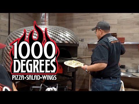 1000 Degrees Pizzeria / 1000 Degrees Pizza Neapolitan Pizzeria / Restaurant Tour Houston Sugar Land