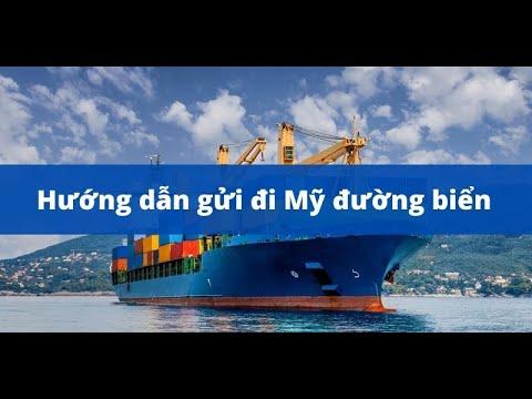 gửi hàng đi mỹ - Hướng dẫn gửi hàng đi Mỹ bằng đường biển - WinGo Logistics