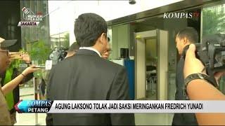 Kunjungi Setya Novanto, KPK Periksa Agung Laksono