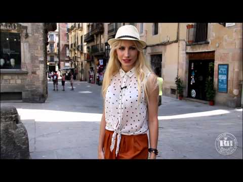 Barcelona Fashion Spot