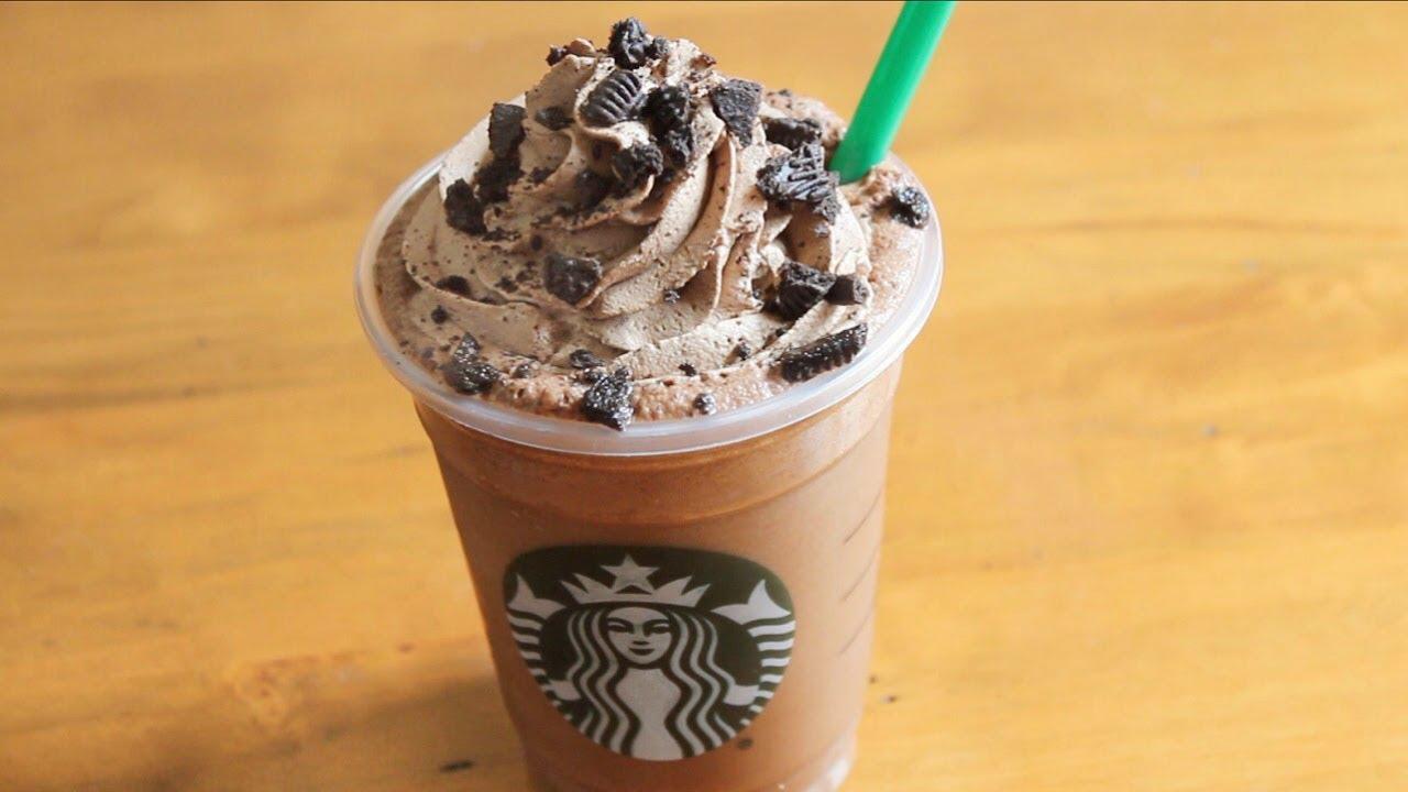 Starbucks Mocha Cookie Crumble Frappuccino Sweettreats