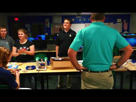 Island Coast High School | Engineering Club