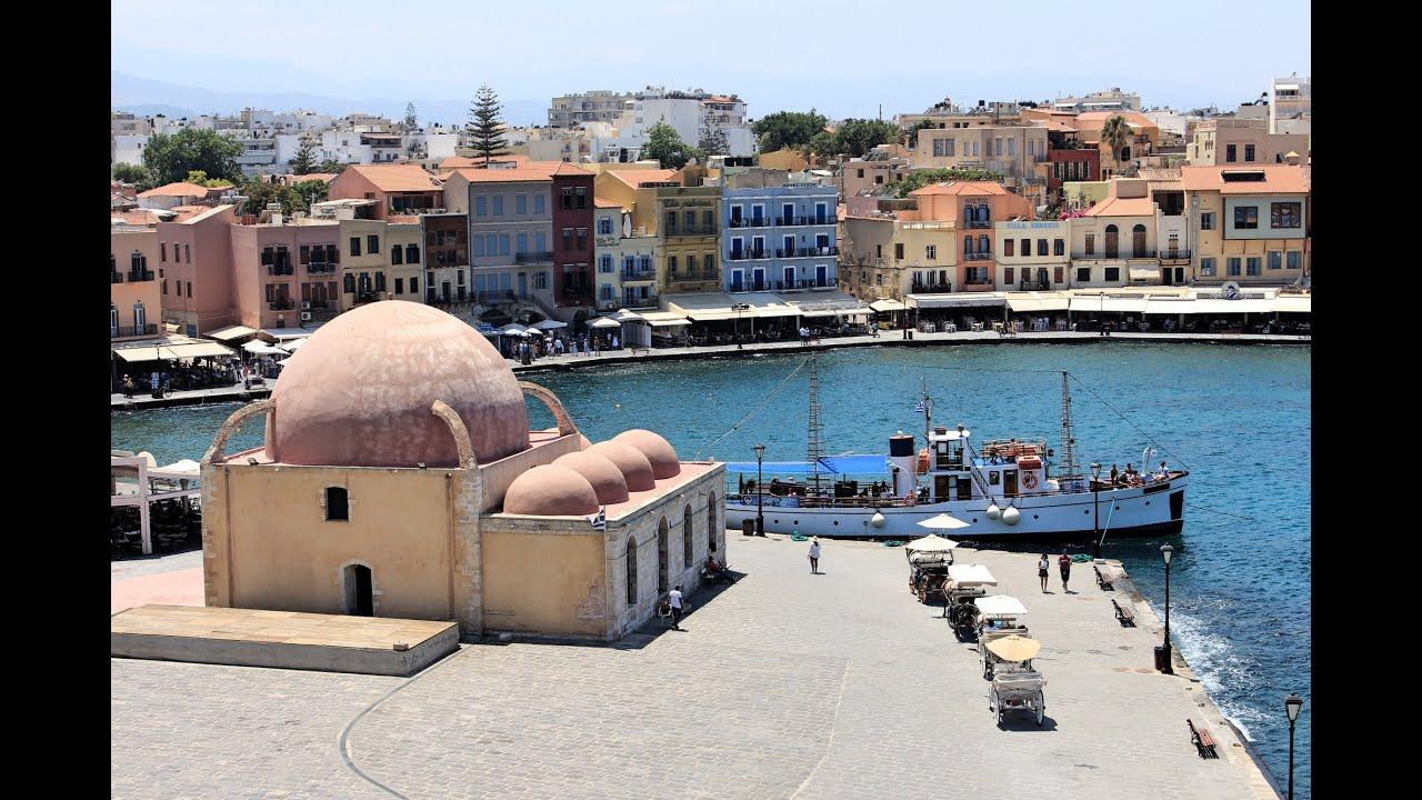 ΧΑΝΙΑ. Παλιά πόλη, Κρήτη / CHANIA. Old town, Crete, Greece - YouTube