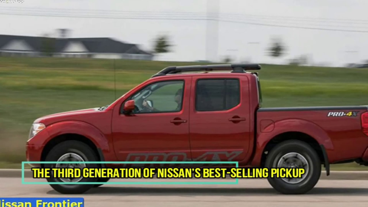 Nissan Frontier 2020 Review The Frontier 2020 Will Mark The