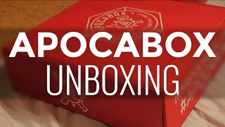 APOCABOX Unboxing | Survival, Bushcraft, and Prepper Gear & Tools Subscription Box thumbnail