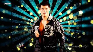 "WWE 2010: Dashing Cody Rhodes Theme Song - ""Smoke And Mirrors"" [CD Quality + Lyrics]"