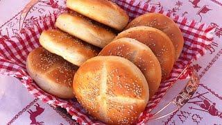 خبز بالحليب بودرة أو نيدو هش مثل القطن