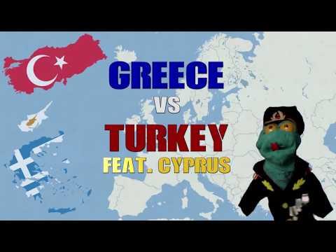 Military balance: Greek army Power VS  Turkish army Power, Victorious Army?