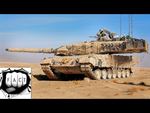 Top 10 Most Advanced Battle Tanks