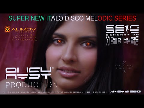 New italo disco A V S Y [ 57 song ] AlimoV...