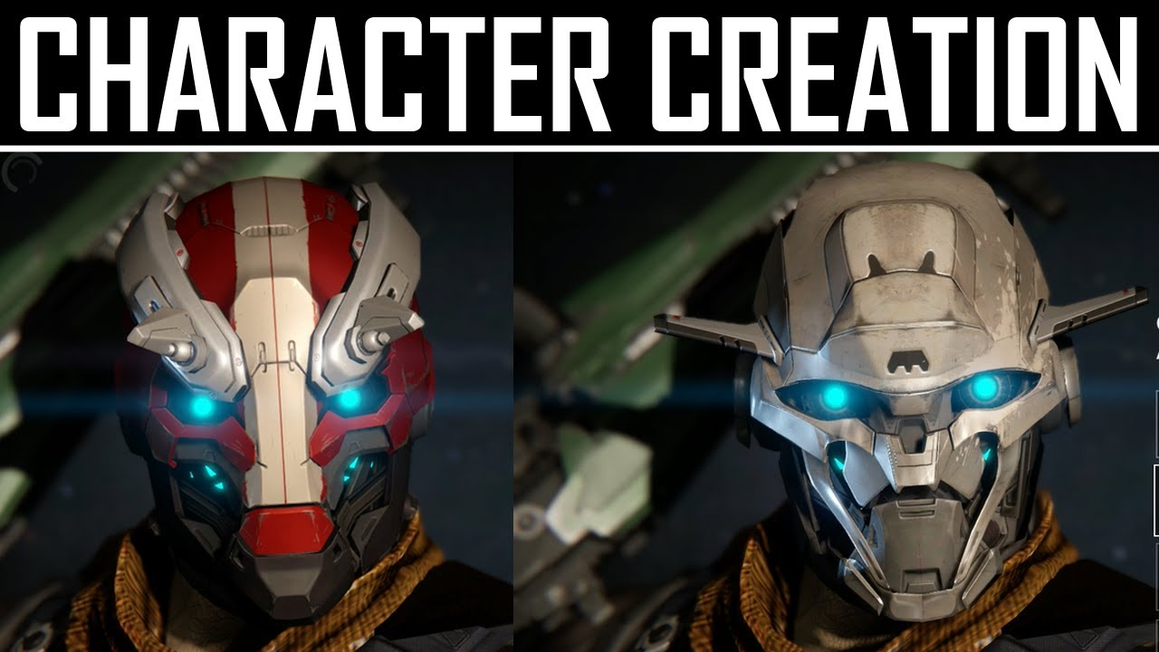 destiny armor customization - photo #40