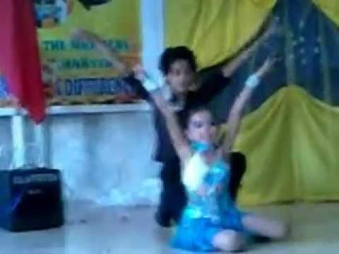 Andre Marie Cruz Licuan- Ballroom Dance Talent