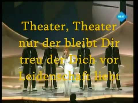 Katja Ebstein - Theater (karaoke)
