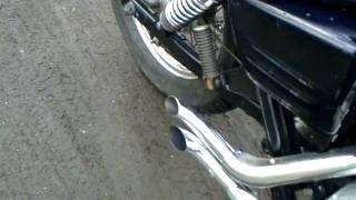 Honda Shadow VT Slash Cuts