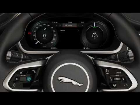 Jaguar I Pace 19my Touch Pro Duo Steering Wheel Controls