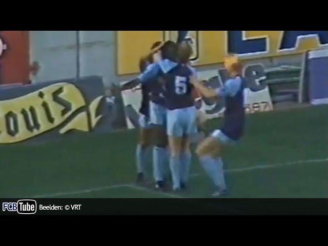 1988-1989 - Jupiler Pro League - 01. Club Brugge - Racing Mechelen 2-0