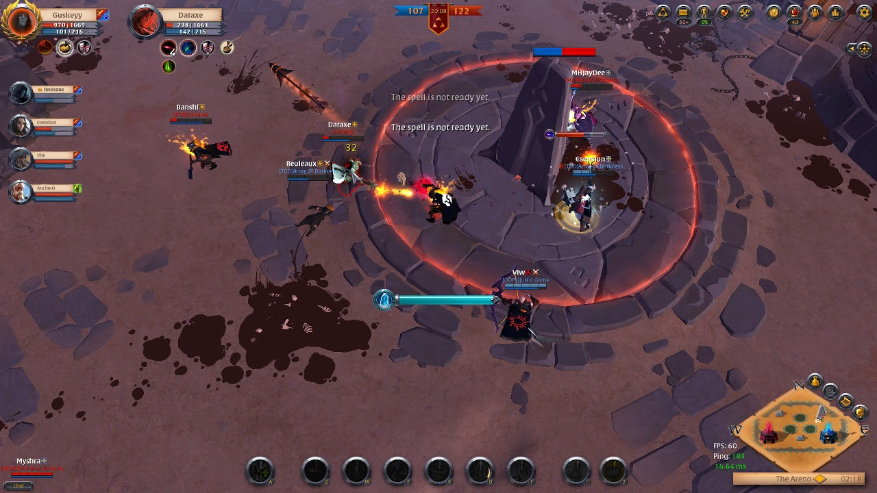albion online full support curse build new op meta build inc