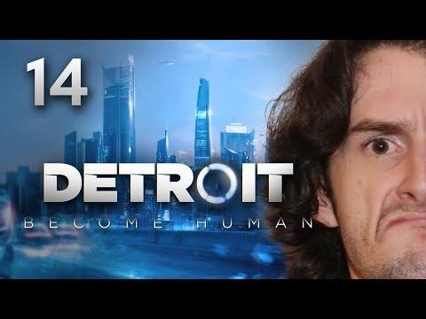 CA Y'EST... CA COMMENCE !!! -Detroit : Become Human- Ep.14 avec Bob Lennon