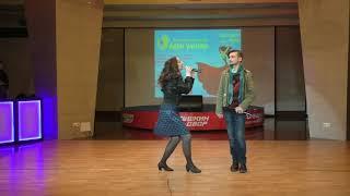 Тульская Таньяна и и Денис Варфоломеев. Дуэт. Вокал.