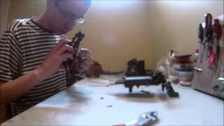 How to take apart/disassemble an E Revo