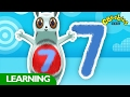 Cbeebies Numtums number games - Number 7 - Best Apps For Kids