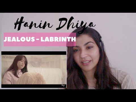 Jealous - Labrinth (Cover) by Hanin Dhiya-- Reaction Video!