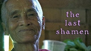 The Last Iban Shamen - Sarawak, Borneo
