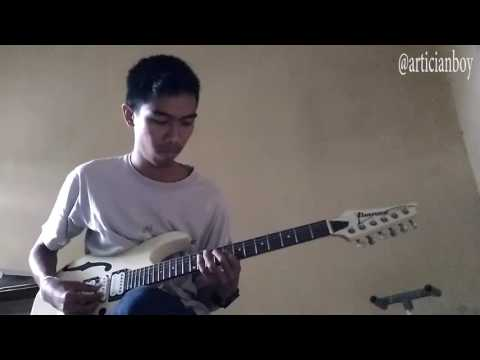 Joged kahyangan - Dewa Budjana guitar cover