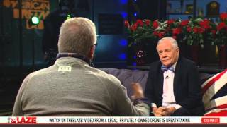 "Jim Rogers author of ""Street Smarts"" sits down w Glenn Beck on The Blaze TV re. American Economics"