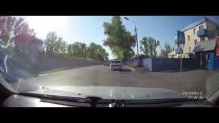 Водителю крутого джипа невтерпеж (Черногорск, Хакасия)