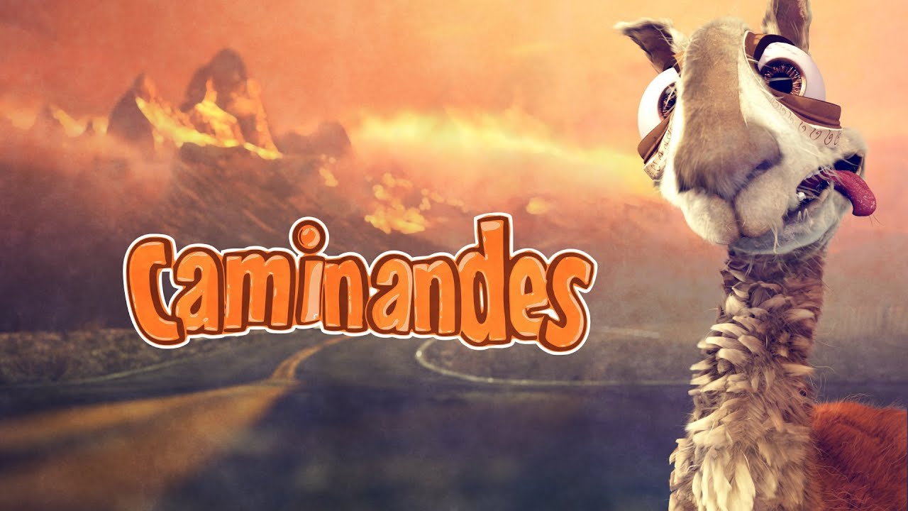 Animated Cartoon Wallpaper Caminandes 1 Llama Drama Blender Animated Short Youtube