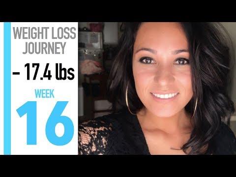 My Weight Loss Journey: WEEK 16 | Dress shopping