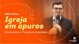 IGREJA EM APUROS - PARTE 9 - Rev. Leandro Demo