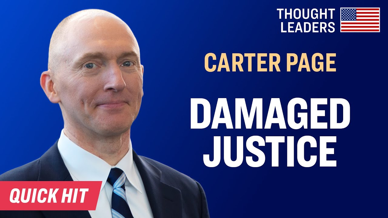 Carter Page: FISA Reform Insufficient; Greater Redress Needed for Victims of FISA Abuse [CPAC 2020]