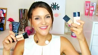 BEST SUMMER FOUNDATIONS | Normal to Oily Skin