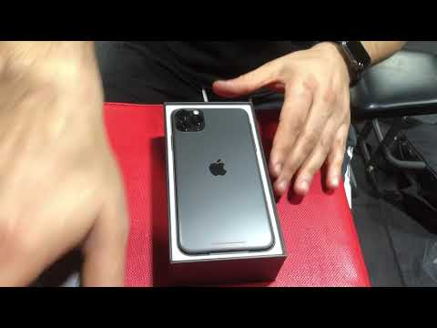 iPhone 11 Pro Max | Unboxing!