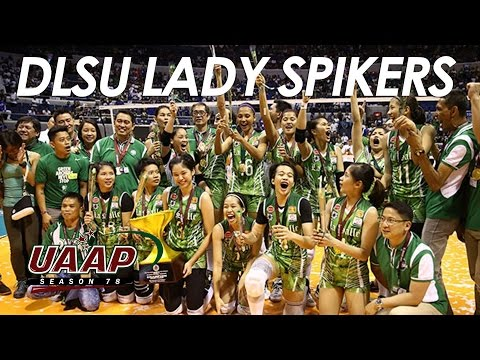 Sports Chat with the DLSU Lady Spikers