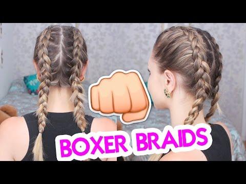 Trança de Boxeadora - Boxer Braids - Jana Taffarel