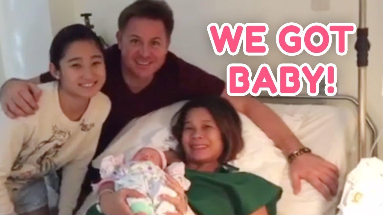WE GOT BABY! (Welcome Baby Malia!) | Poklee Cooking - YouTube