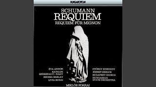 2. Requiem für Mignon Op. 98b (from Goethe's Wilhelm Meister)