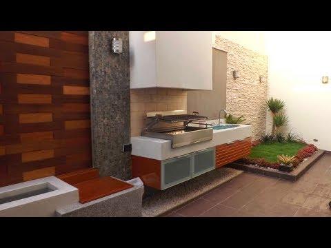 Los mejores asadores macho alfa para casa top 50 youtube for Casa minimalista con quincho