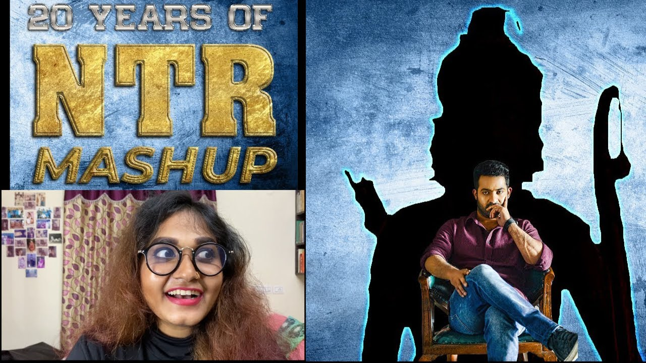 Malayali Reaction to 20 Years of NTR in Telugu Film Industry || JR NTR Mashup || JR NTR