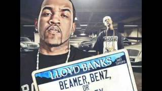 Lloyd Banks - Beamer Benz or Bentley (Instrumental) by DJWhooKid