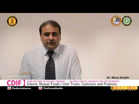 Islamic Mutual Funds Unit Trusts COntract and Product11 2