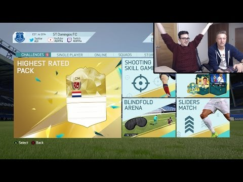 THE ULTIMATE FIFA PLAYER!!! Fifa 16 YouTuber vs YouTuber Challenges
