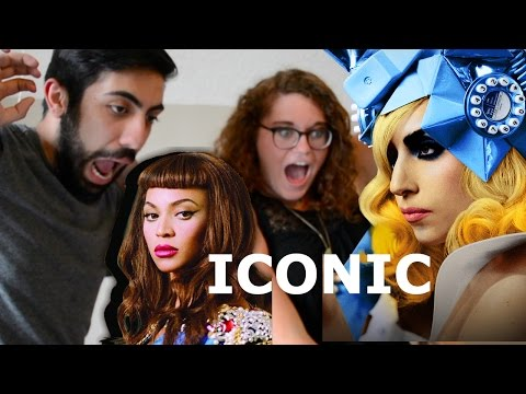 LADY GAGA FT BEYONCÉ TELEPHONE (REACTION)