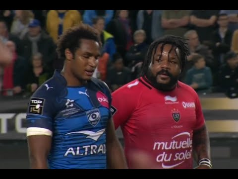 Toulon vs Montpellier rugby TOP 14 SemiFinal 18.06.2016