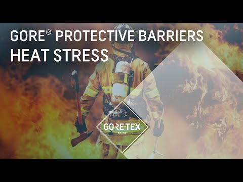 GORE® protective barriers provides thermal protection