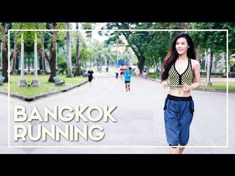 Lumphini Park RUNNING   BANGKOK