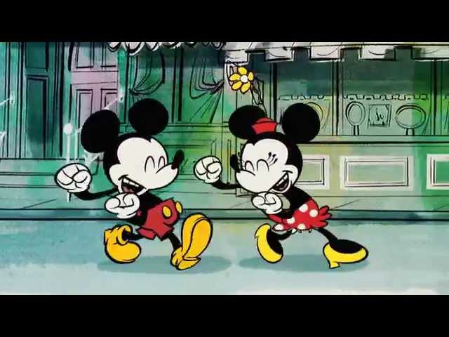Mickey Mouse | Het perfecte paar | Disney NL